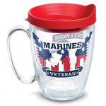 Marines Veteran Mug